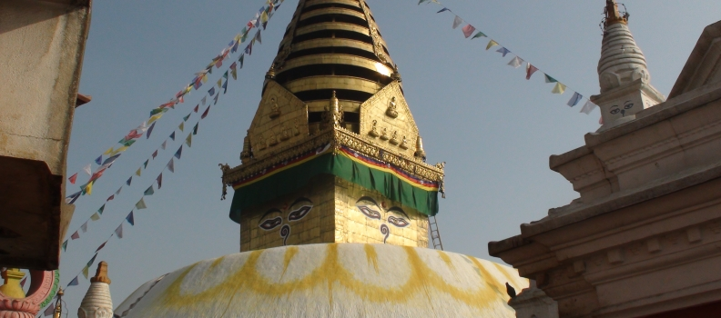 Tales from a Travelling TESOL Teacher…….Nepal