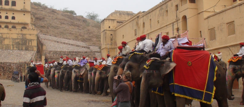 Tales from a Travelling TESOL Teacher India.